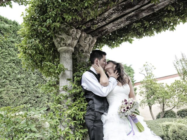 La boda de Lourdes y Dani