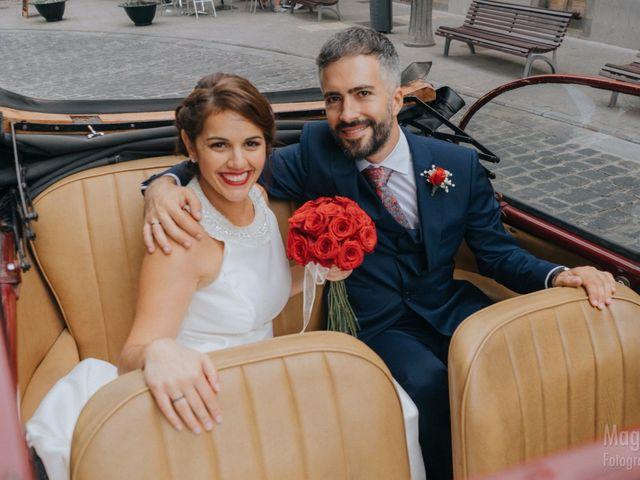 La boda de Rubén  y Tania en Arucas, Las Palmas 1