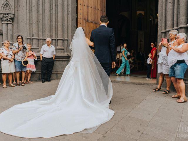 La boda de Rubén  y Tania en Arucas, Las Palmas 4