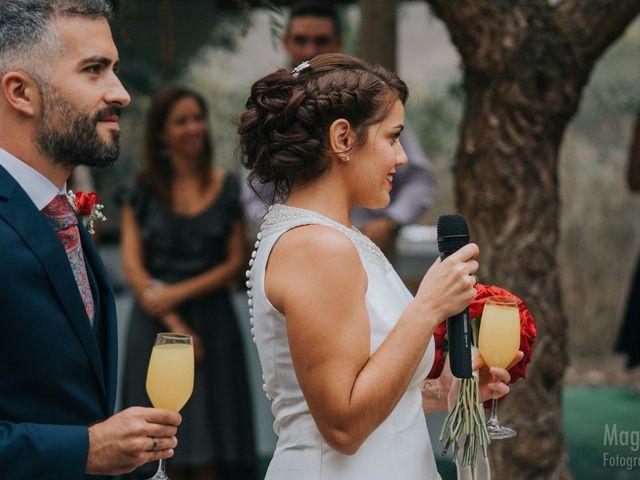 La boda de Rubén  y Tania en Arucas, Las Palmas 7