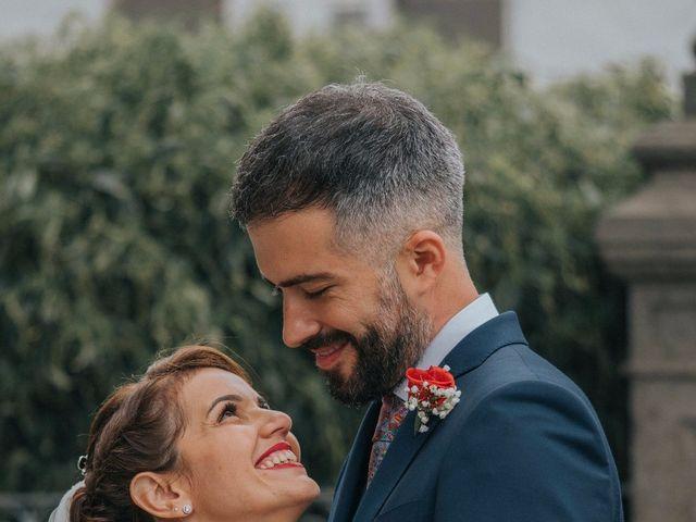 La boda de Rubén  y Tania en Arucas, Las Palmas 8