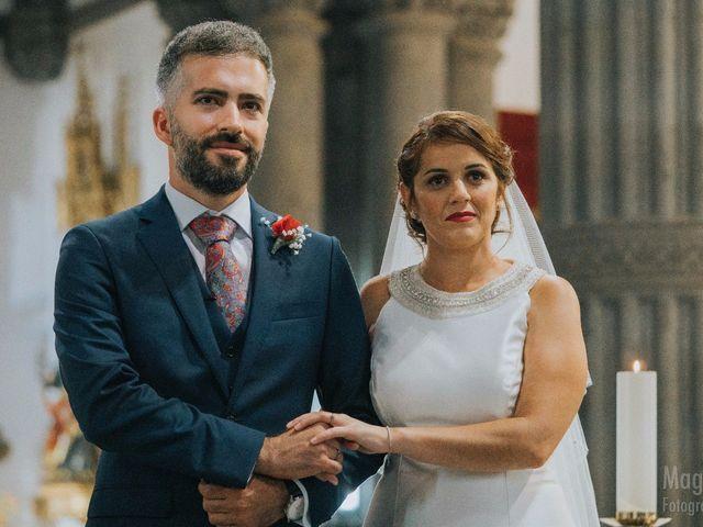 La boda de Rubén  y Tania en Arucas, Las Palmas 9