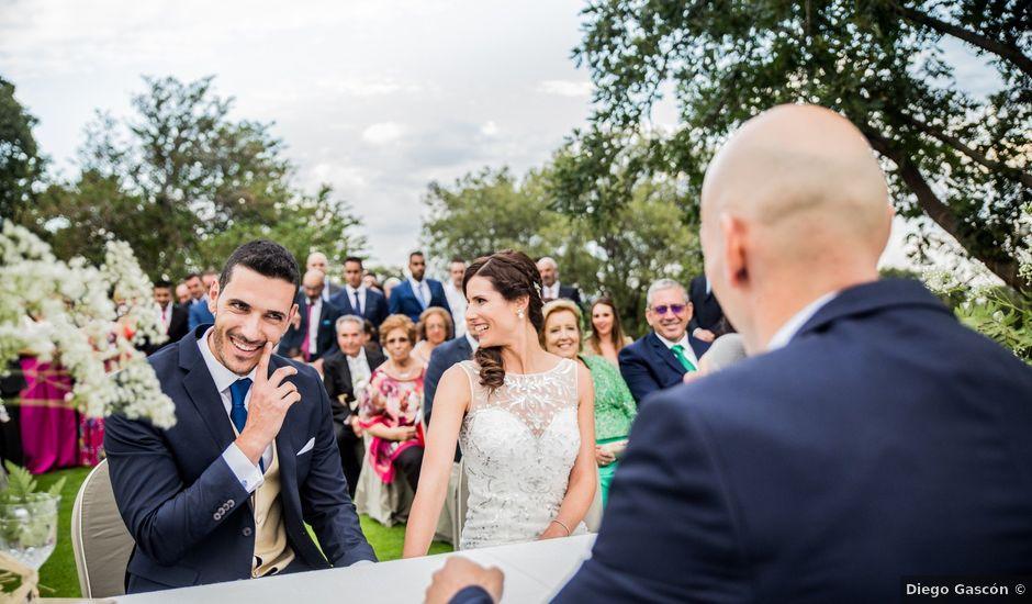 La boda de Gabriel y Laura en San Lorenzo De El Escorial, Madrid