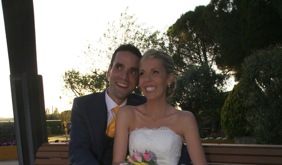 La boda de Adrián y Ana en Torrelaguna, Madrid