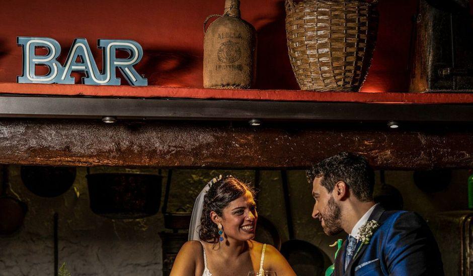La boda de Sara y Rubén en Alella, Barcelona