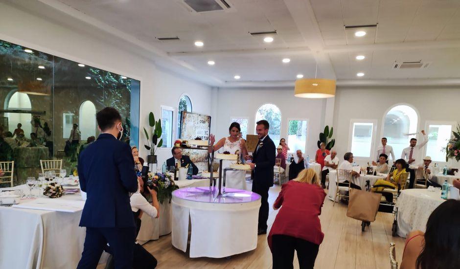 La boda de Javi y Bea en L' Alcúdia, Valencia
