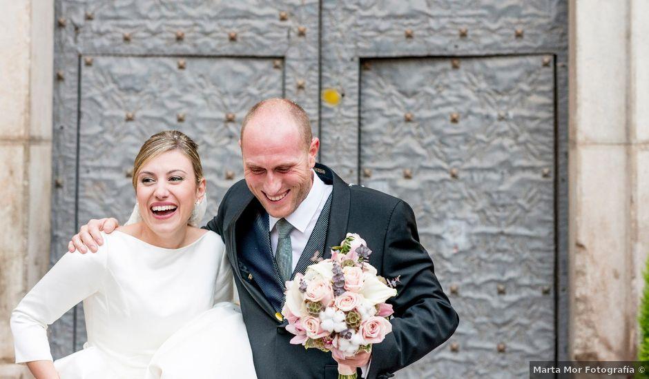 La boda de Miguel y Laura en L' Alcora, Castellón