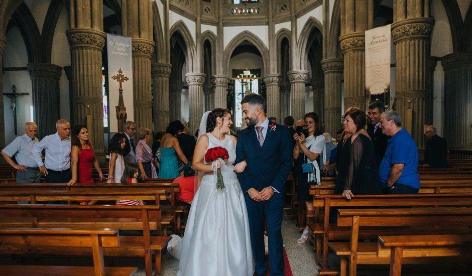 La boda de Rubén  y Tania en Arucas, Las Palmas