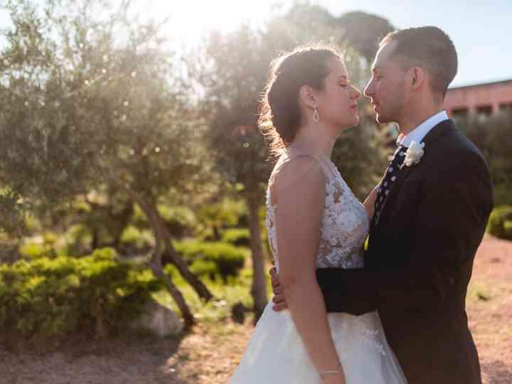 La boda de Lidia y Rafa