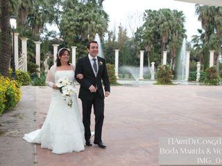 La boda de Mariela y Victor