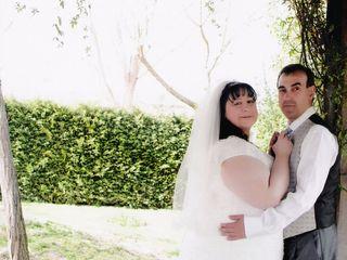 La boda de Carlos y María Jesús