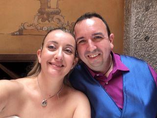 La boda de Arantxa  y Luis