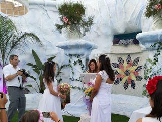 La boda de Vanesa y Nelly 1