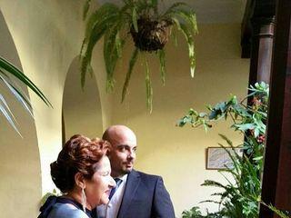 La boda de Maria González Barrera y Francisco Miguel Suárez Rodríguez 1
