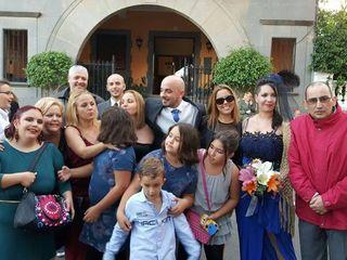 La boda de Maria González Barrera y Francisco Miguel Suárez Rodríguez 2