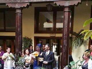 La boda de Maria González Barrera y Francisco Miguel Suárez Rodríguez 3
