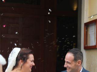 La boda de Cristina y Rafa 2