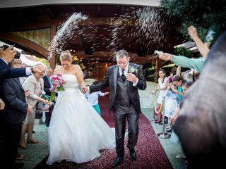 La boda de Rosa y David
