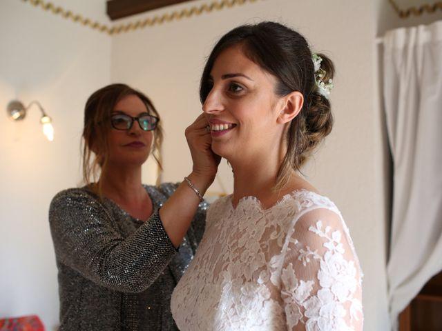 La boda de Borja y Noemi en Olerdola, Barcelona 9