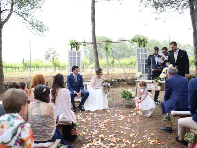 La boda de Borja y Noemi en Olerdola, Barcelona 13
