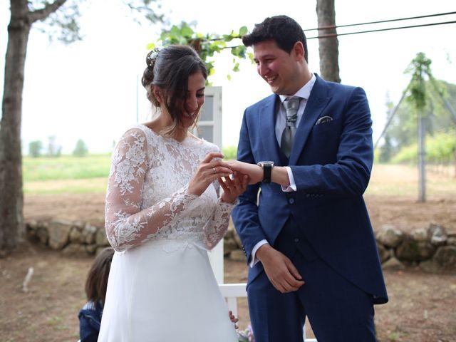 La boda de Borja y Noemi en Olerdola, Barcelona 15