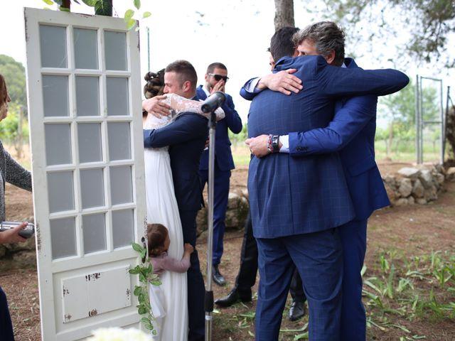 La boda de Borja y Noemi en Olerdola, Barcelona 16