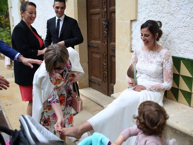 La boda de Borja y Noemi en Olerdola, Barcelona 19
