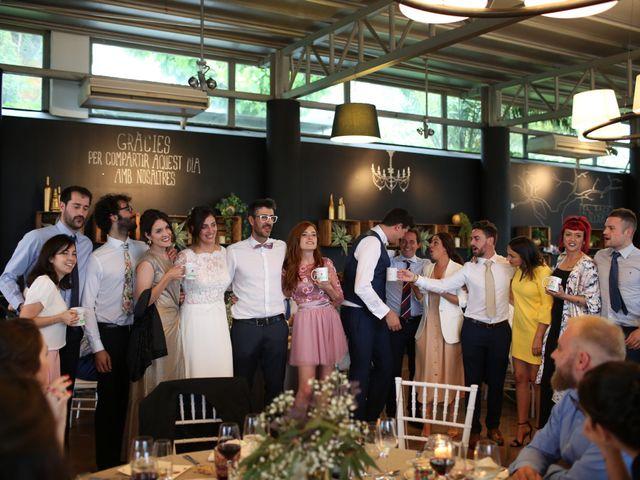 La boda de Borja y Noemi en Olerdola, Barcelona 21