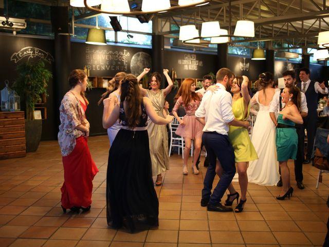 La boda de Borja y Noemi en Olerdola, Barcelona 25