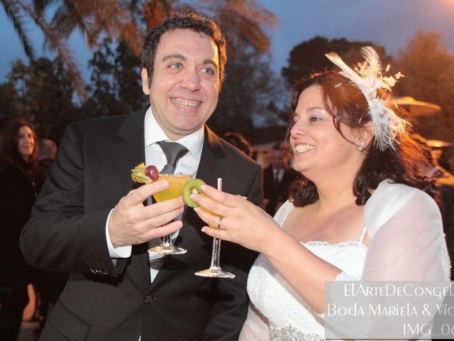 La boda de Victor y Mariela en El Puig, Valencia 1