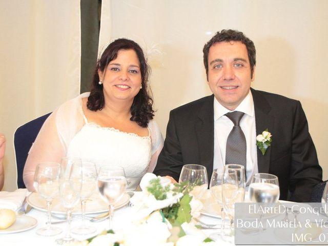 La boda de Victor y Mariela en El Puig, Valencia 2