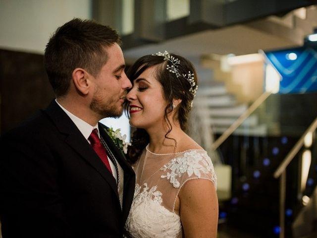 La boda de David  y Laura en Zaragoza, Zaragoza 22