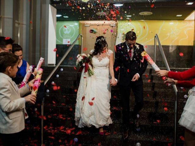 La boda de David  y Laura en Zaragoza, Zaragoza 32
