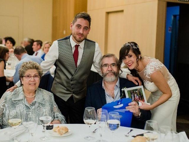 La boda de David  y Laura en Zaragoza, Zaragoza 33