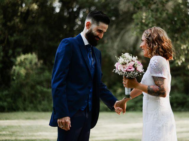 La boda de Ricard y Saray en Girona, Girona 20
