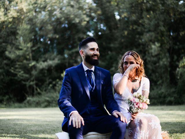 La boda de Ricard y Saray en Girona, Girona 22