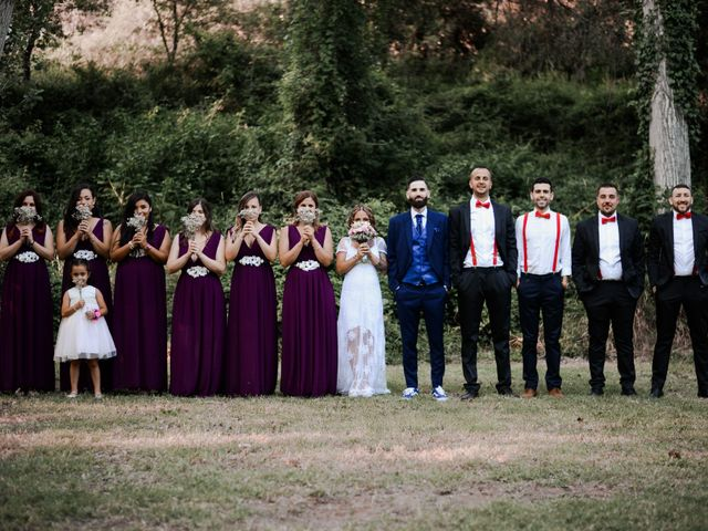 La boda de Ricard y Saray en Girona, Girona 43