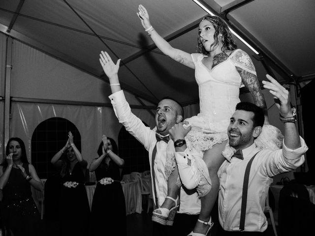 La boda de Ricard y Saray en Girona, Girona 49