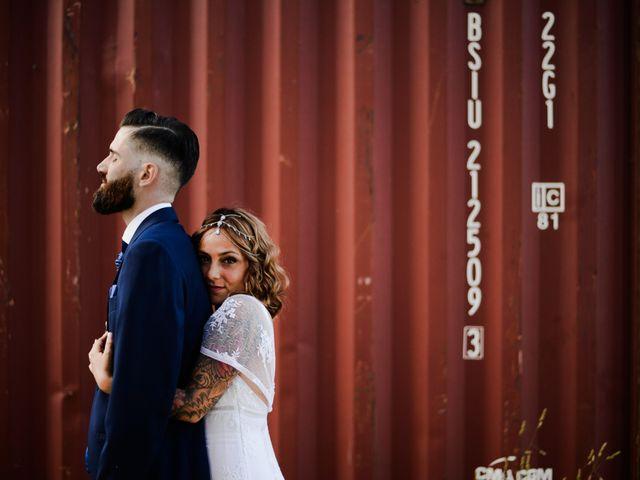 La boda de Saray y Ricard