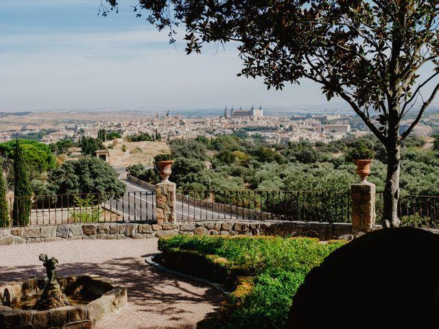 La boda de Jesús y Cristina en Toledo, Toledo 15