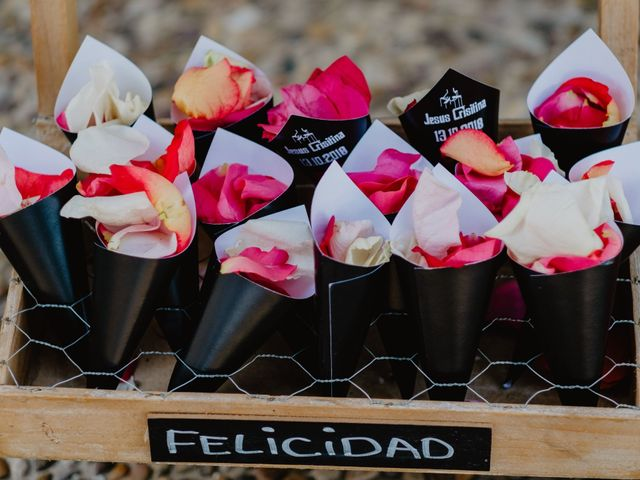 La boda de Jesús y Cristina en Toledo, Toledo 36