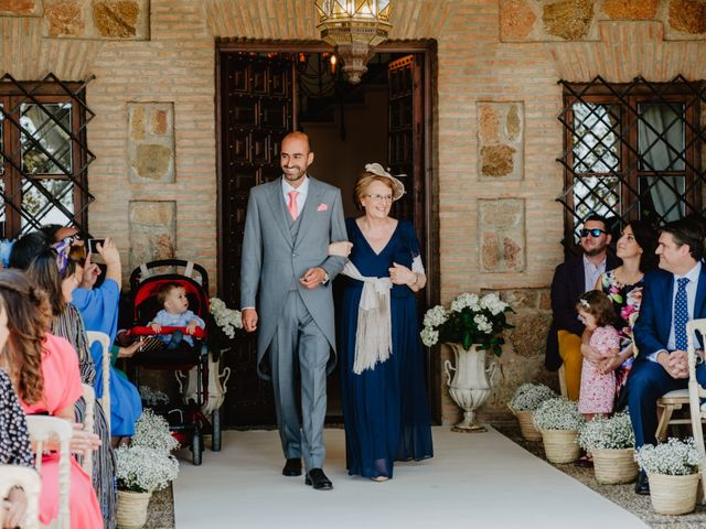 La boda de Jesús y Cristina en Toledo, Toledo 43