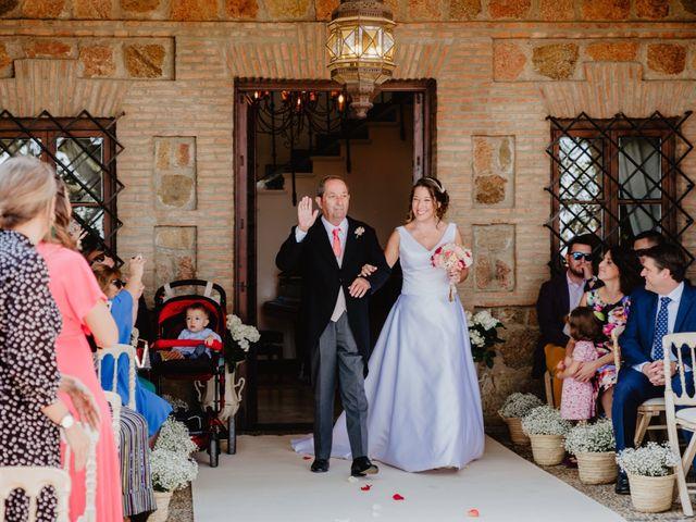 La boda de Jesús y Cristina en Toledo, Toledo 50