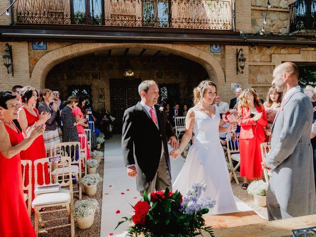 La boda de Jesús y Cristina en Toledo, Toledo 51