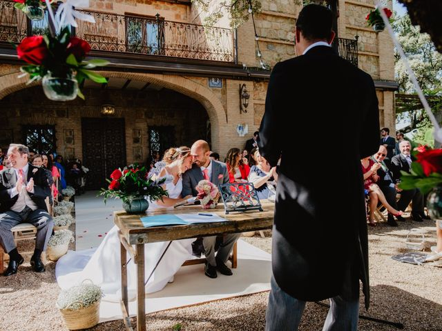 La boda de Jesús y Cristina en Toledo, Toledo 55