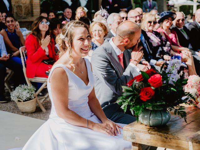 La boda de Jesús y Cristina en Toledo, Toledo 57