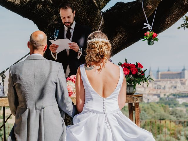 La boda de Jesús y Cristina en Toledo, Toledo 60