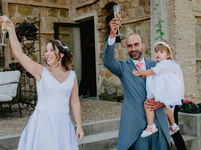 La boda de Jesús y Cristina en Toledo, Toledo 76