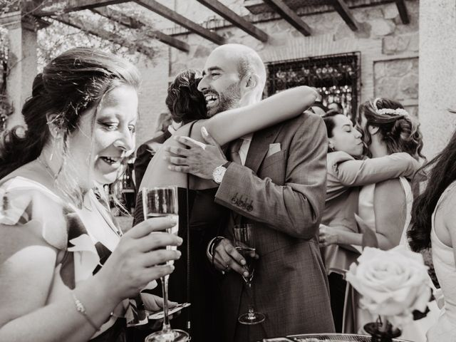 La boda de Jesús y Cristina en Toledo, Toledo 78