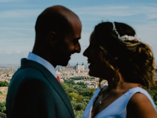 La boda de Jesús y Cristina en Toledo, Toledo 87